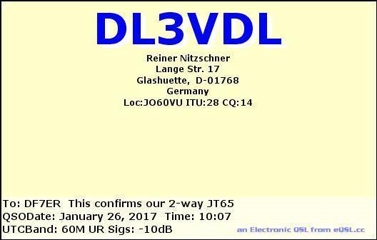 DL3VDL-201701261007-60M-JT65