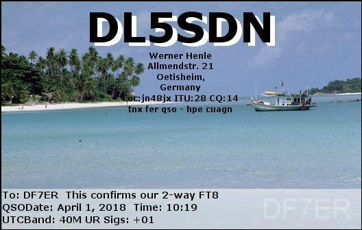 DL5SDN-201804011019-40M-FT8