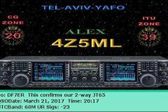 4Z5ML-201703212017-60M-JT65