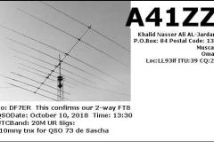 A41ZZ-201810101330-20M-FT8