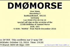 DM0MORSE-201610151950-80M-CW