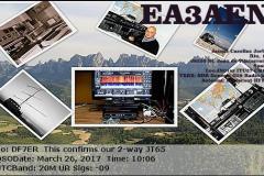 EA3AEN-201703261006-20M-JT65